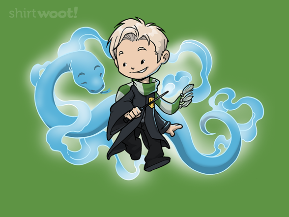 A Patronus For Malfoy T Shirt