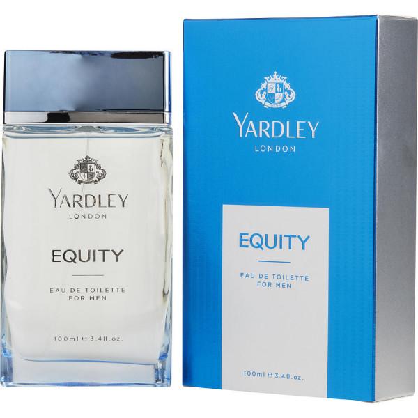 Equity - Yardley London Eau de toilette en espray 100 ML