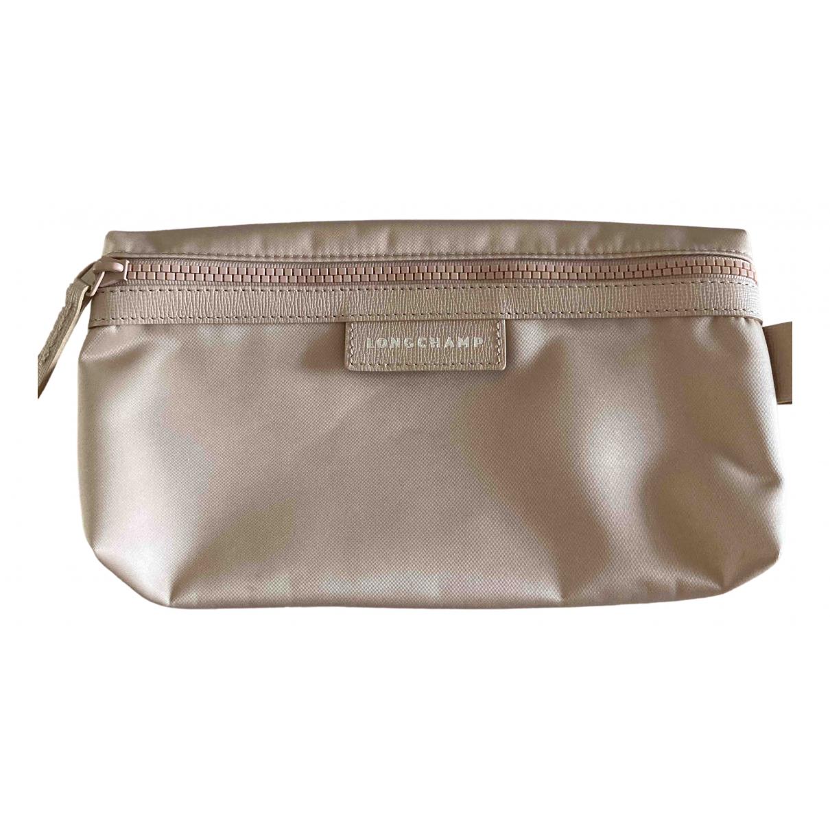 Longchamp N Beige Cloth Purses, wallet & cases for Women N