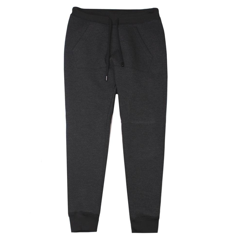 Dsquared2 Zip Pocket Track Pants Colour: GREY, Size: MEDIUM