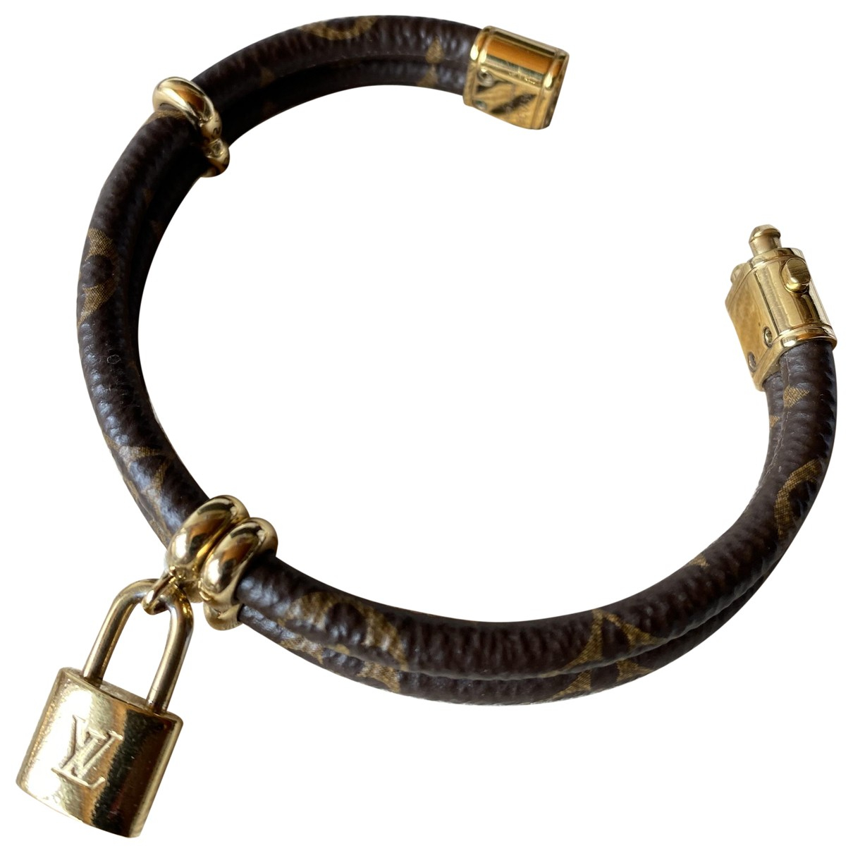 Pulsera Lockit de Lona Louis Vuitton