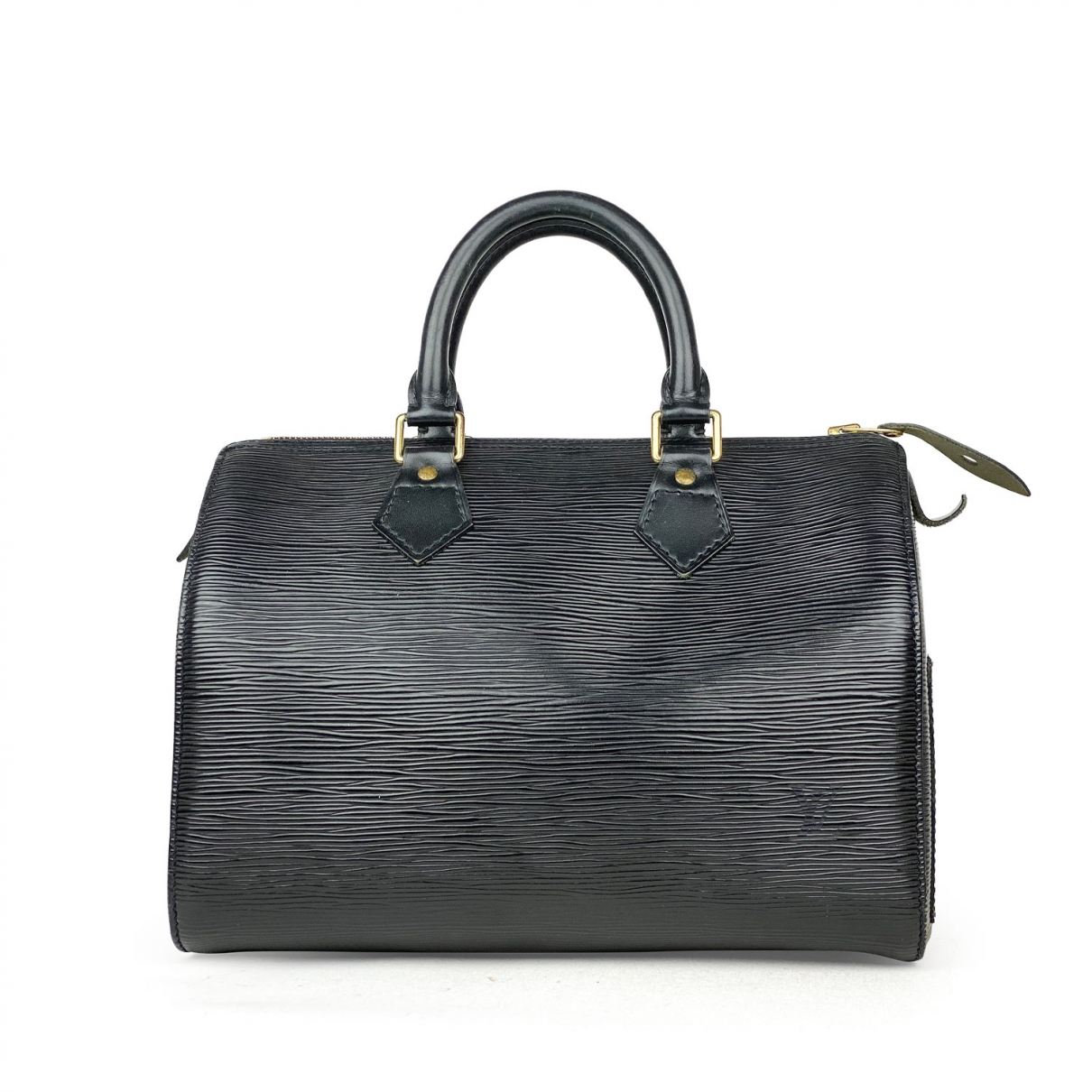 Bolso  Speedy de Cuero Louis Vuitton