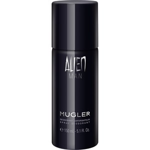 MUGLER Mens fragrances Alien Man Deodorant Spray 150 ml