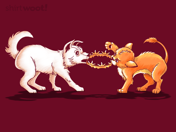 Clash Of Claws T Shirt