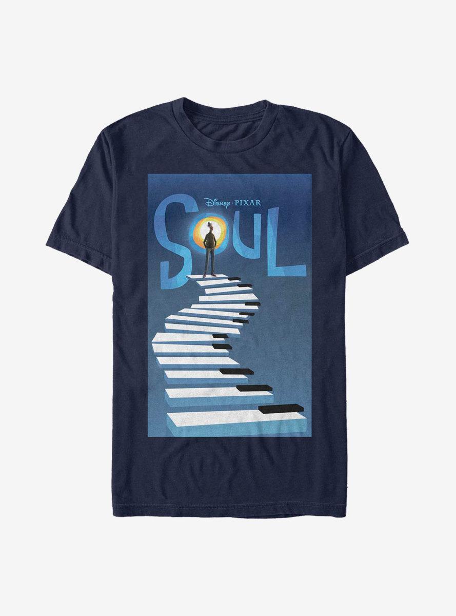 Disney Pixar Soul Poster T-Shirt