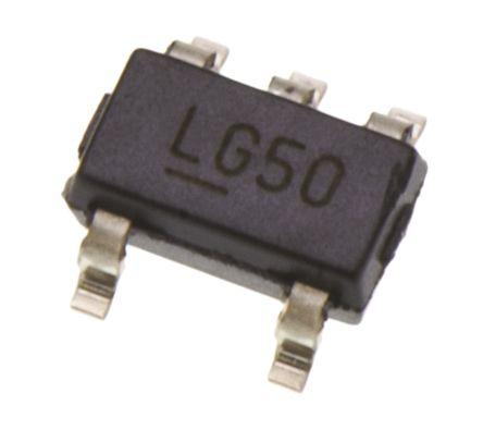 Microchip MIC5219-5.0YM5-TR, LDO Regulator, 500mA, 5 V, ±2% 5-Pin, SOT-23 (5)