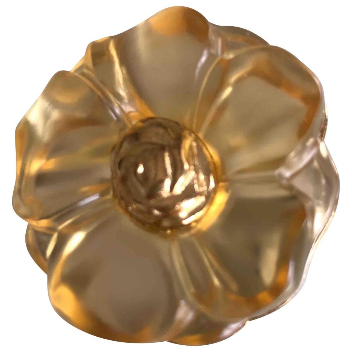 Kenzo \N Brosche in  Gold Metall