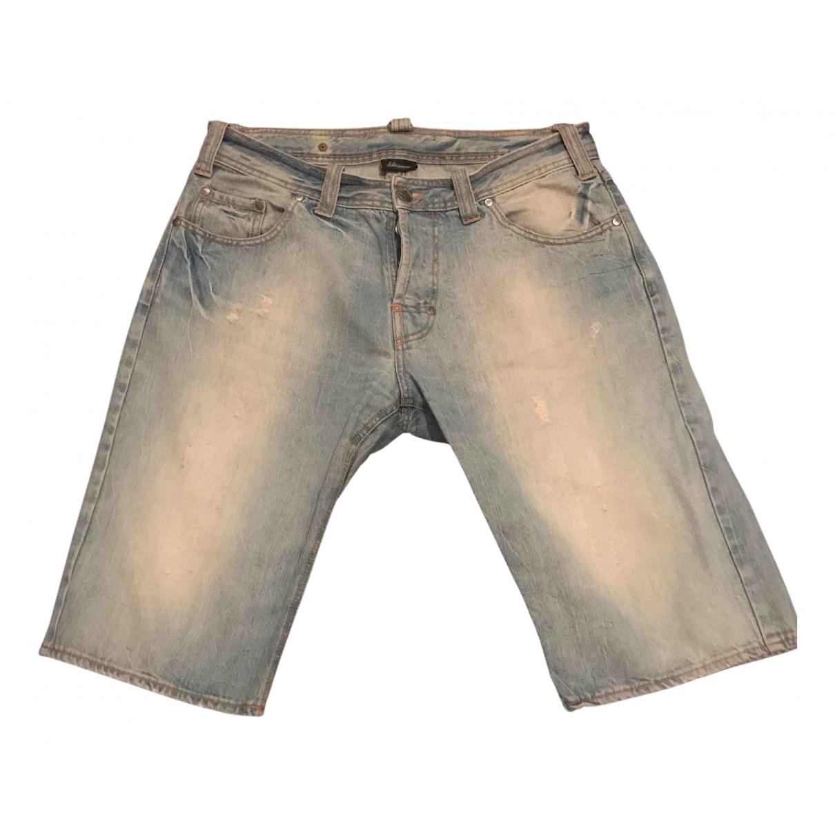 Billionaire Boys Club \N Shorts in  Blau Denim - Jeans