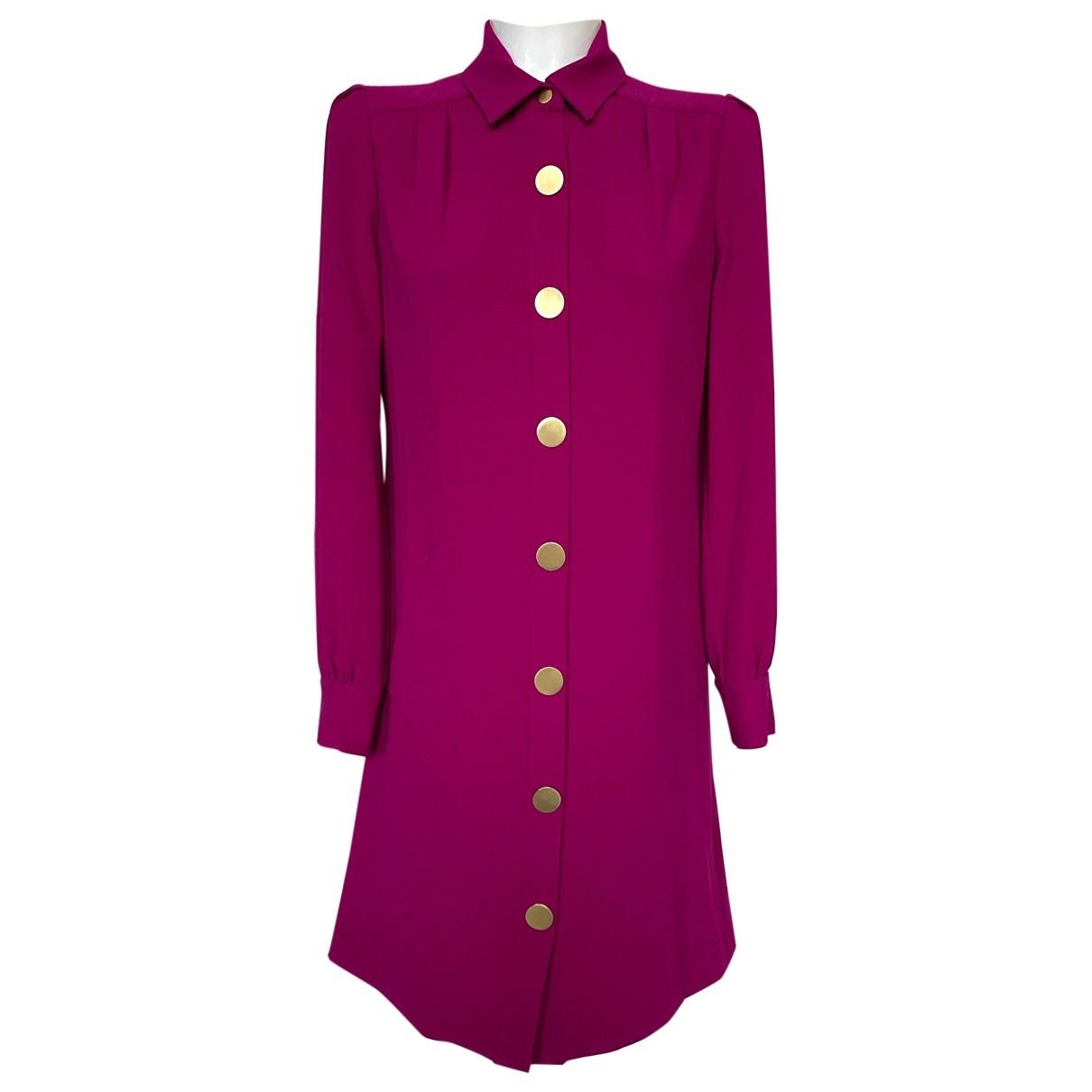 Diane Von Furstenberg \N Pink dress for Women 6 US