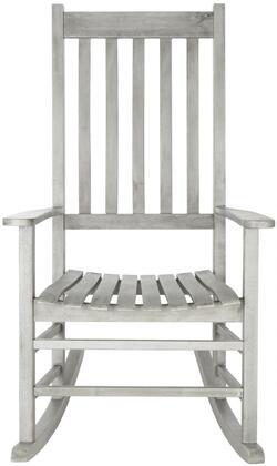 PAT7002B  Shasta Rocking Chair in Grey