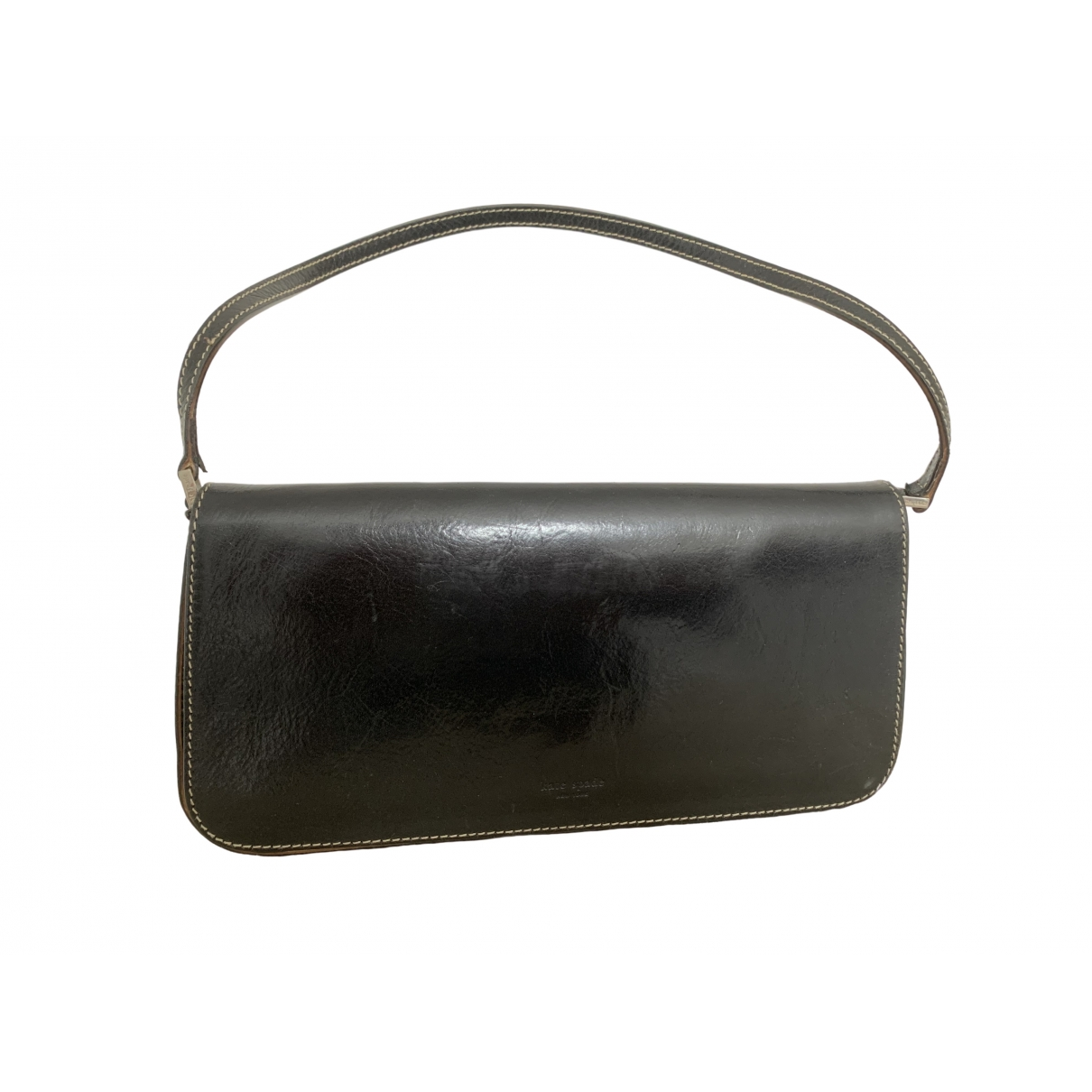Kate Spade \N Black Leather handbag for Women \N
