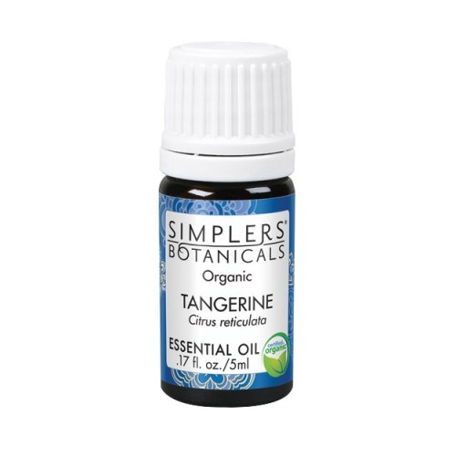 Organic Essential Oil 5 ml by Simplers Botanicals