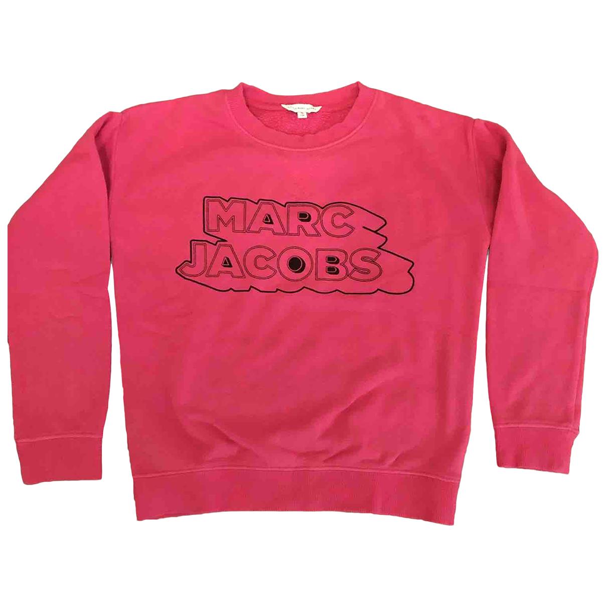Little Marc Jacobs - Top   pour enfant en coton - rose