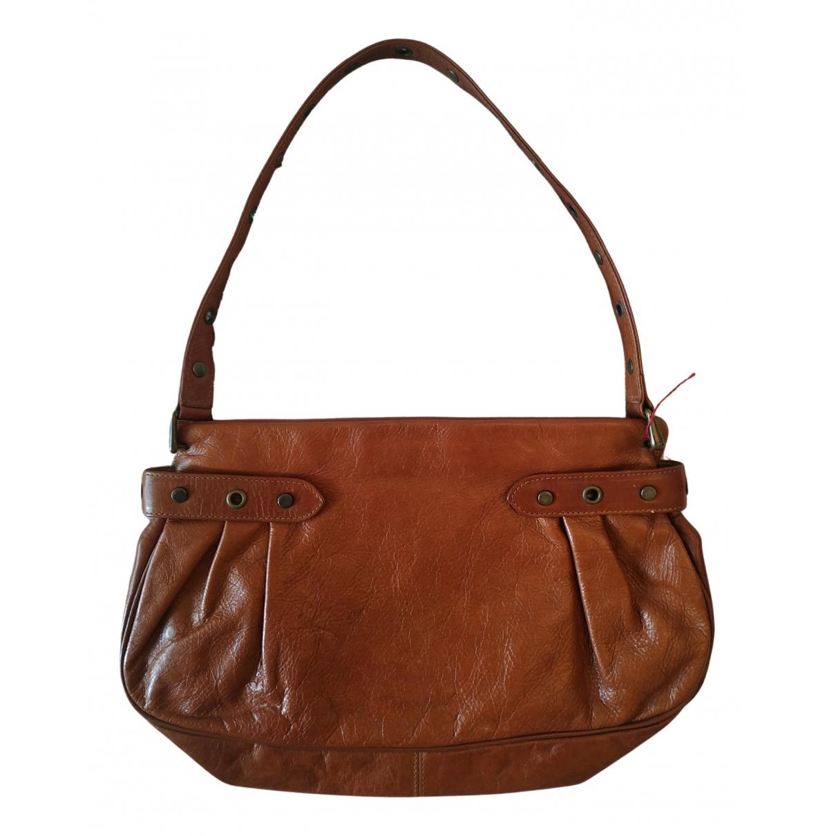 Vanessa Bruno N Brown Leather handbag for Women N