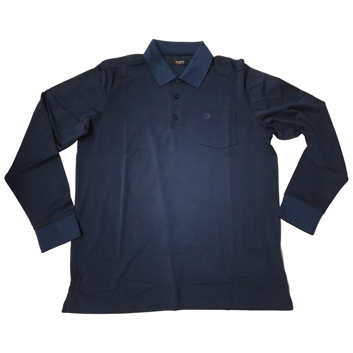 Bugatti \N Poloshirts in  Blau Baumwolle