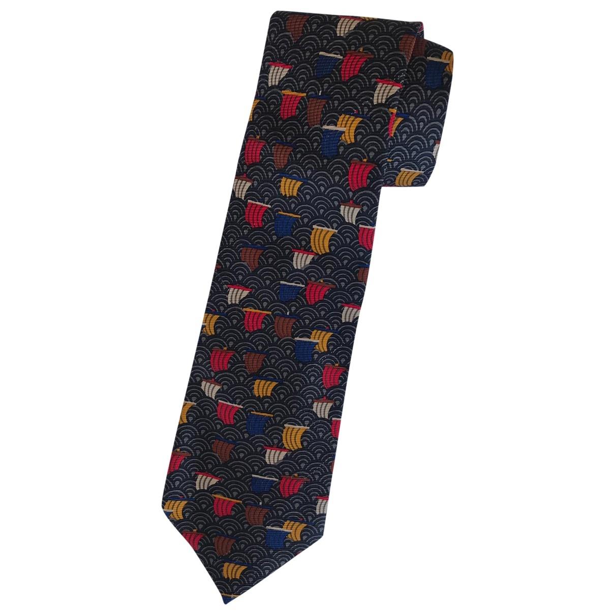 Christian Lacroix - Cravates   pour homme en soie - multicolore