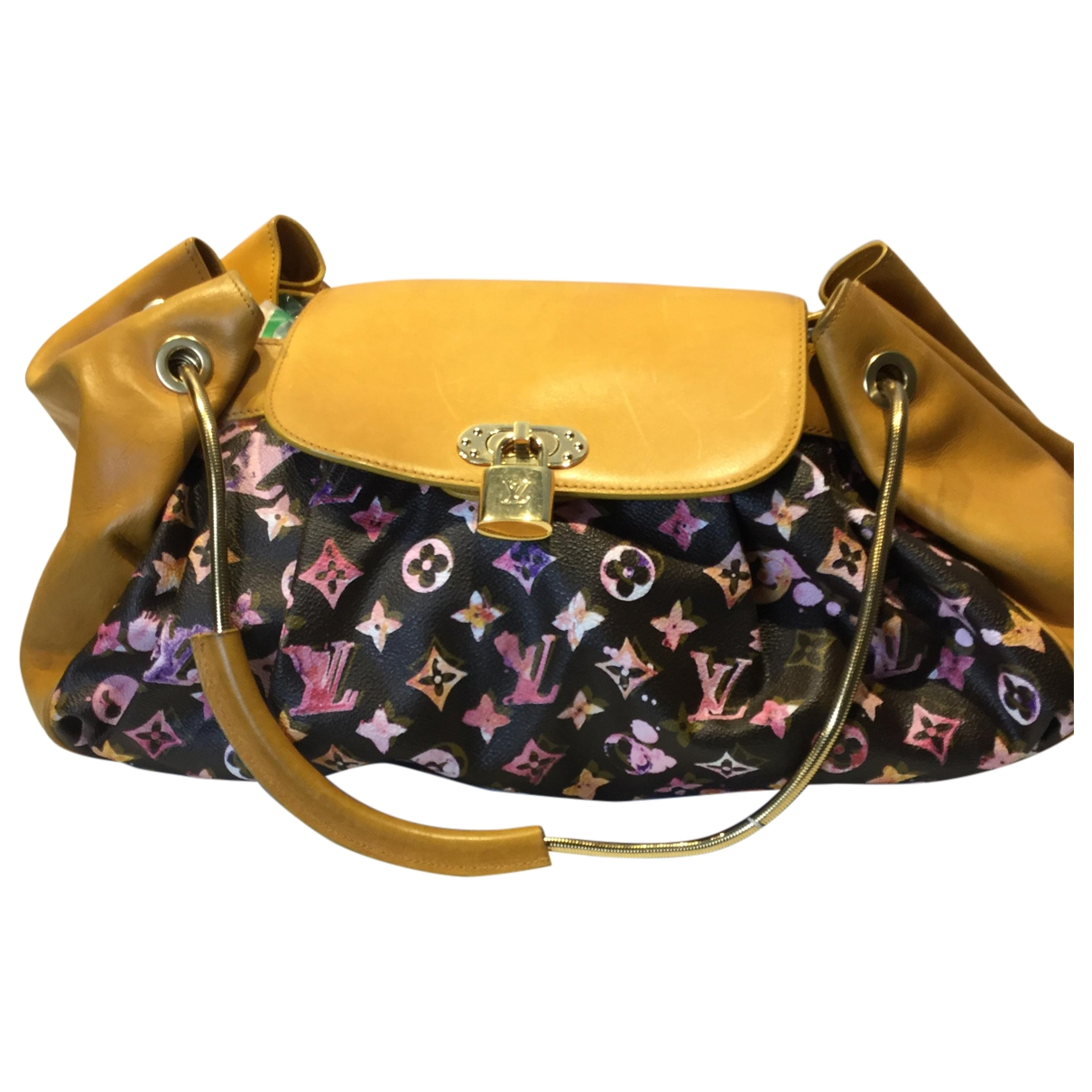 Louis Vuitton \N Multicolour Cloth handbag for Women \N