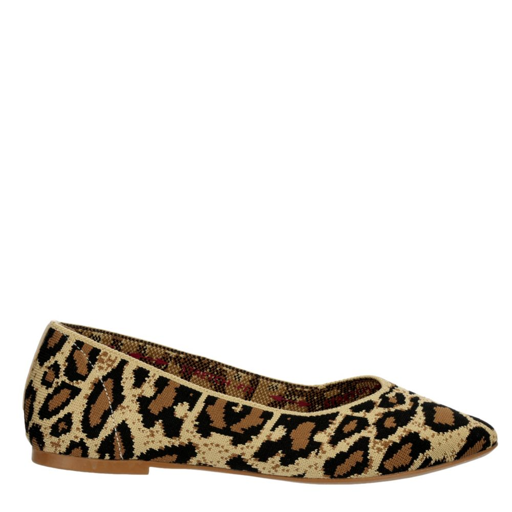 Skechers Modern Womens Cleo - Claw-Some Flats Shoes