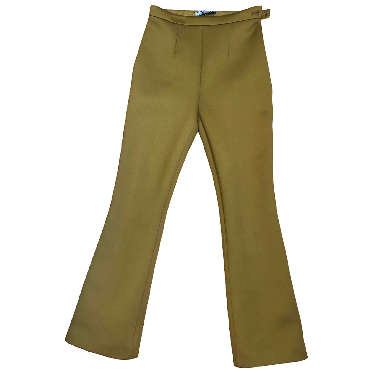 Prada \N Trousers for Women 38 IT