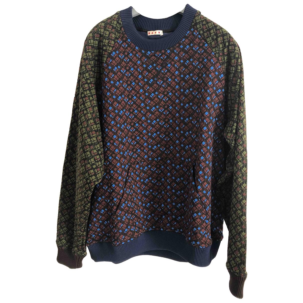 Marni \N Multicolour Knitwear & Sweatshirts for Men 44 IT