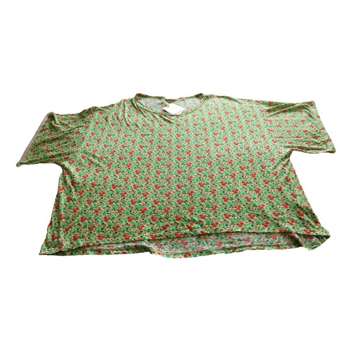 American Vintage - Top   pour femme en coton