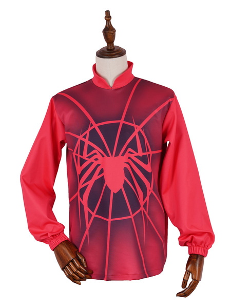 Milanoo Marvel Spider Man Outfit Cosplay Costume Halloween