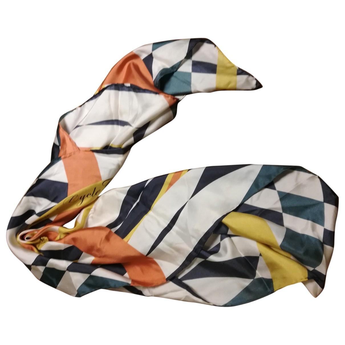 Cycle \N Silk scarf for Women \N