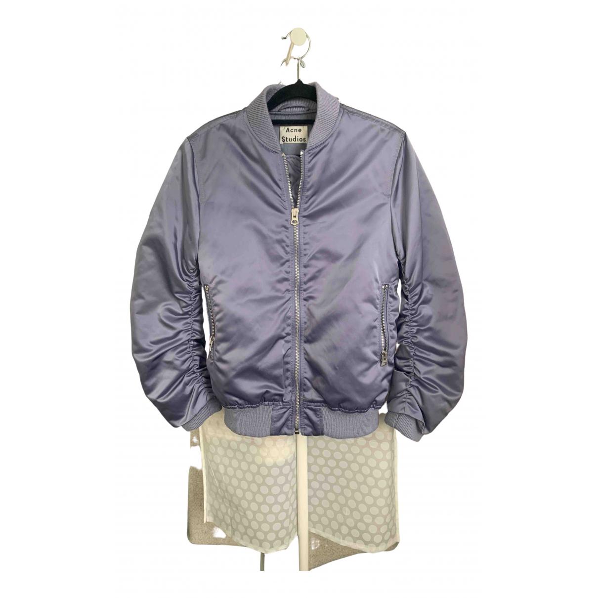 Acne Studios N Purple jacket for Women 34 FR