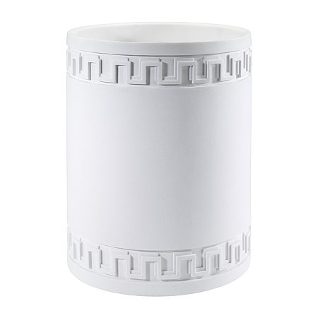 Now House By Jonathan Adler Gramercy Waste Basket, One Size , White