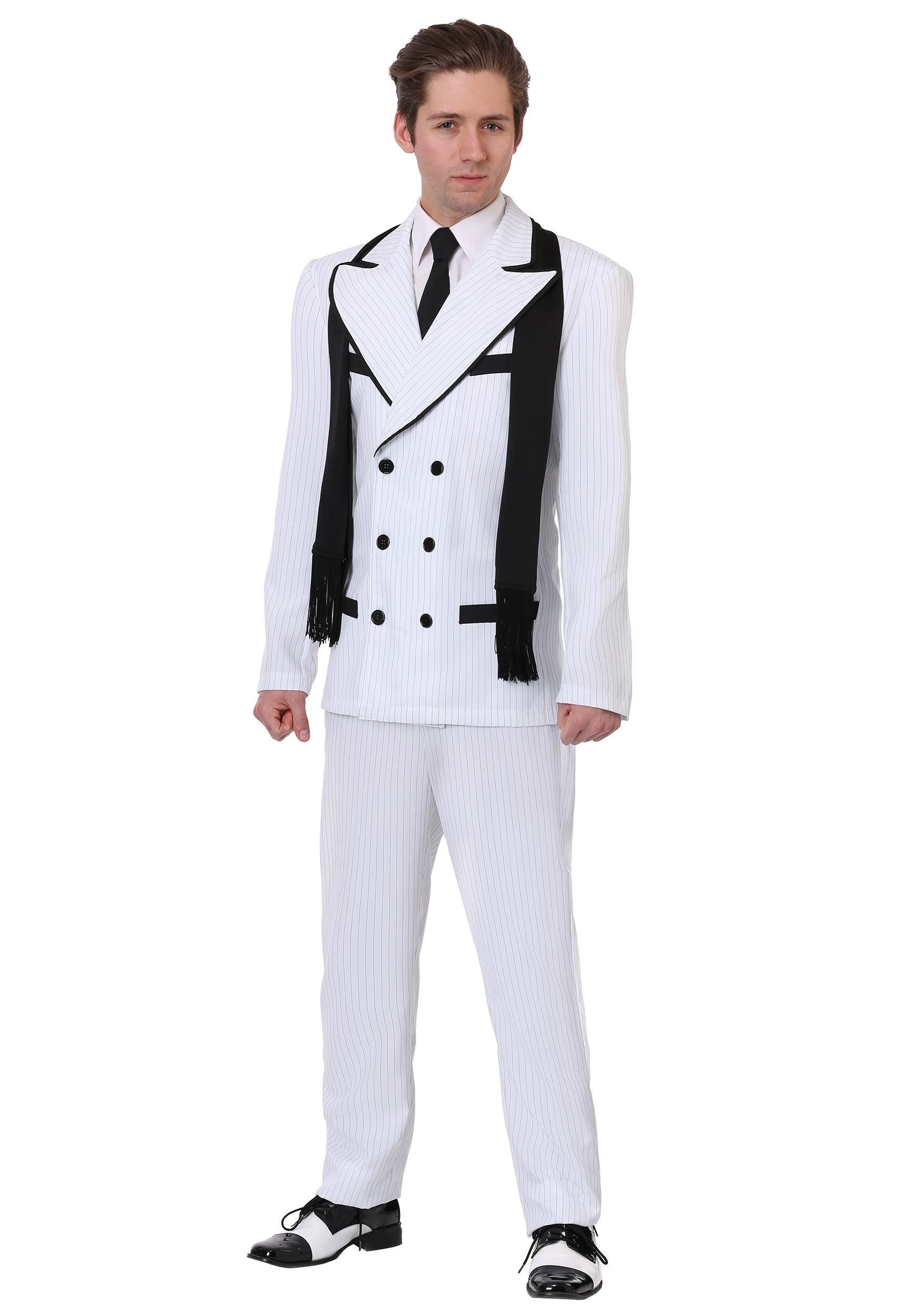 Greedy Gangster Costume for Men