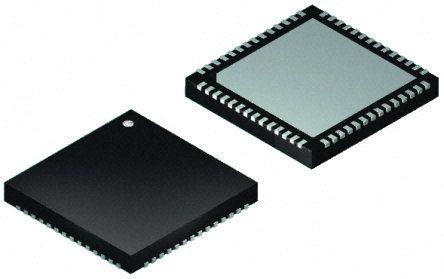 Microchip PIC32MX170F256D-50I/ML, 32bit PIC32MX Microcontroller, PIC32MX, 50MHz, 256 + 3 kB Flash, 44-Pin QFN (2)