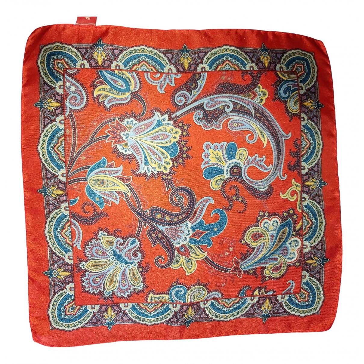 Altea \N Silk scarf & pocket squares for Men \N