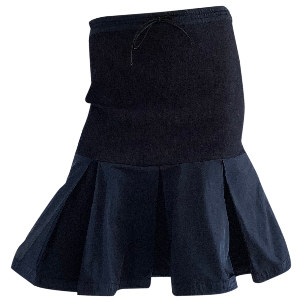 Non Signé / Unsigned \N Blue Denim - Jeans skirt for Women 42 IT