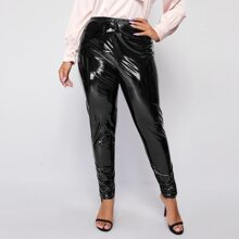 Pantalones Extra Grande Liso Glamour