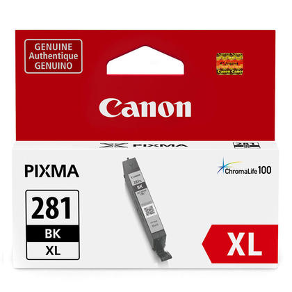 Canon PIXMA TR8520 Original Black Ink Cartridge, High Yield