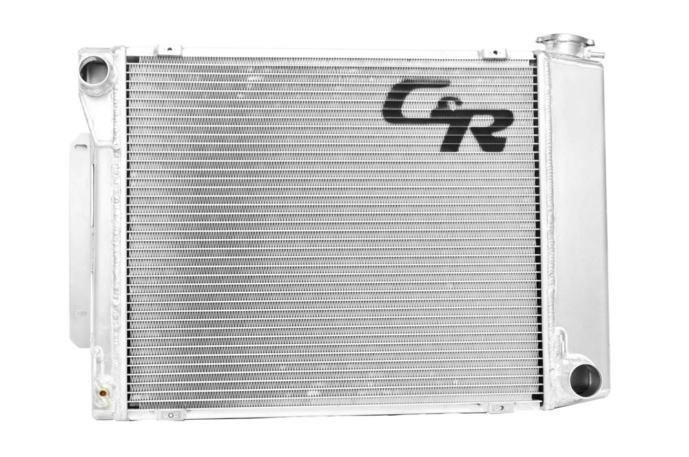 Camaro Firebird Radiator 67-69 SBC Engine