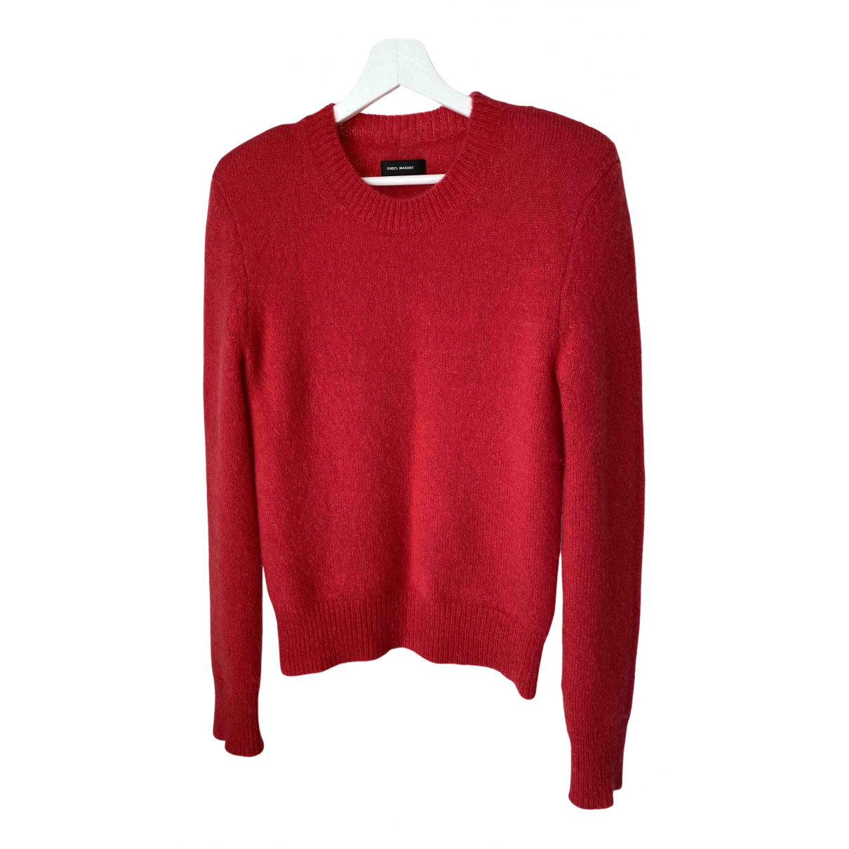 Isabel Marant \N Pullover in  Rot Wolle