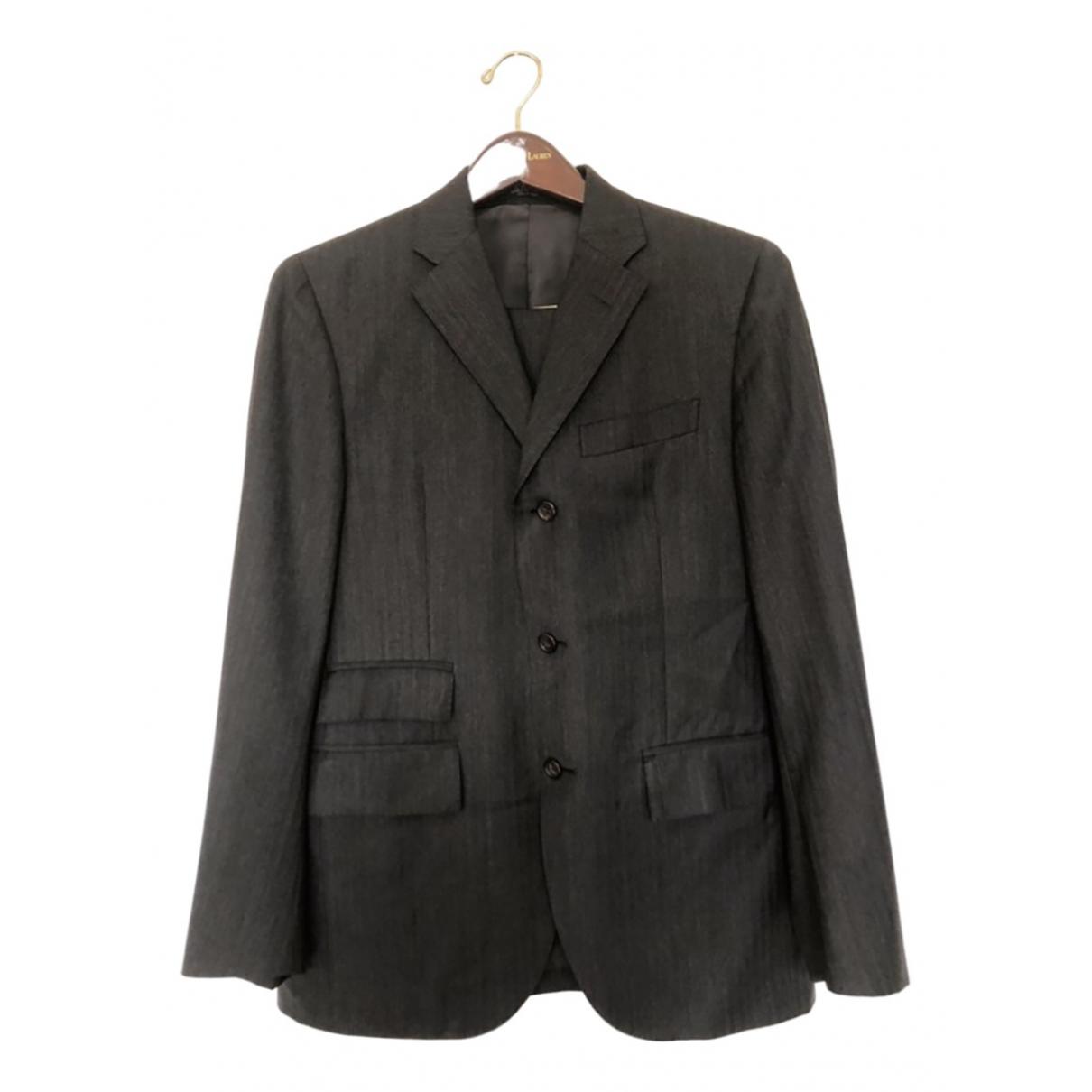 Polo Ralph Lauren - Costumes   pour homme en laine - anthracite