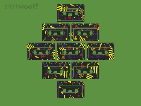90s Cassettes T Shirt