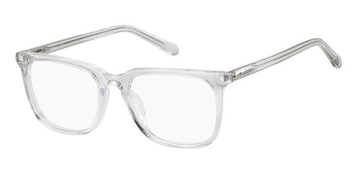 Fossil FOS 7089 900 Men's Glasses  Size 50 - Free Lenses - HSA/FSA Insurance - Blue Light Block Available