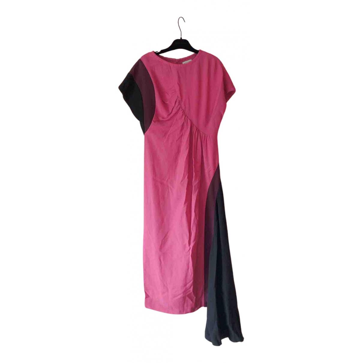 Dries Van Noten - Robe   pour femme - rose