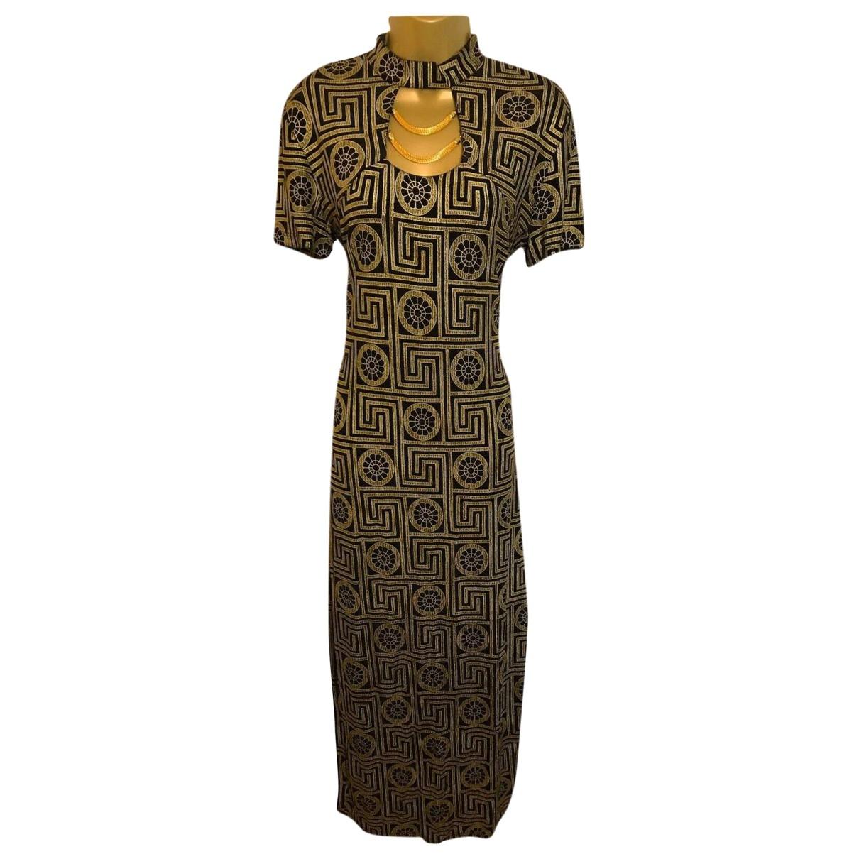 Joseph Ribkoff \N Kleid in  Gold Synthetik