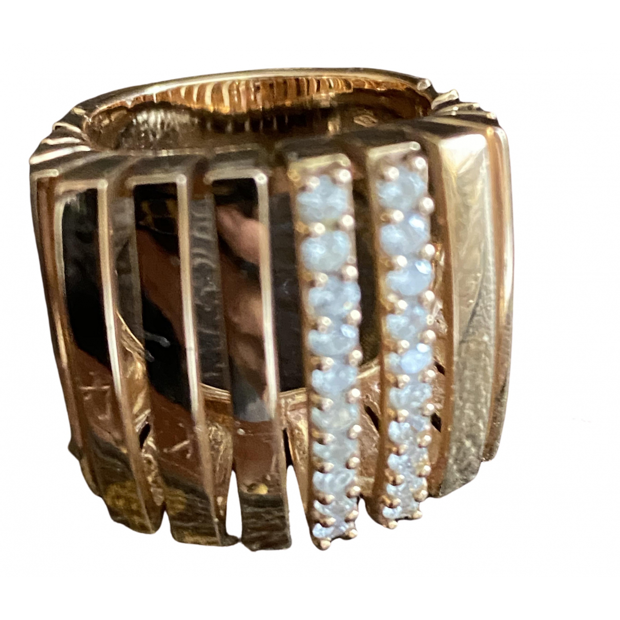Pasquale Bruni \N Gold Pink gold ring for Women M ½ UK