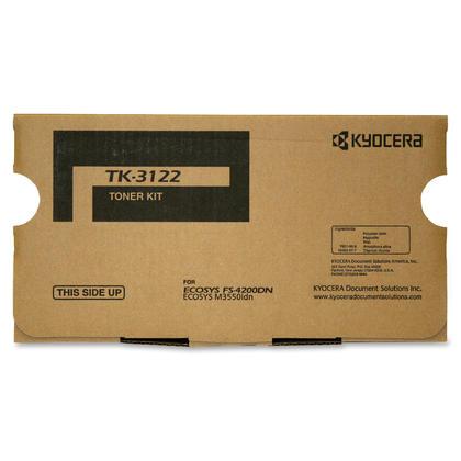 Kyocera Mita TK-3122 1T02L10US0 Original Black Toner Cartridge