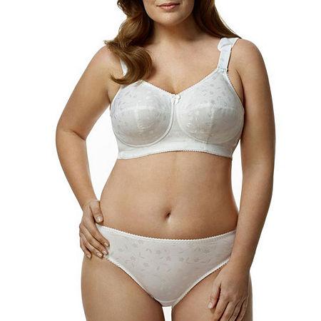 Elila Jacquard Panty, 9x , White