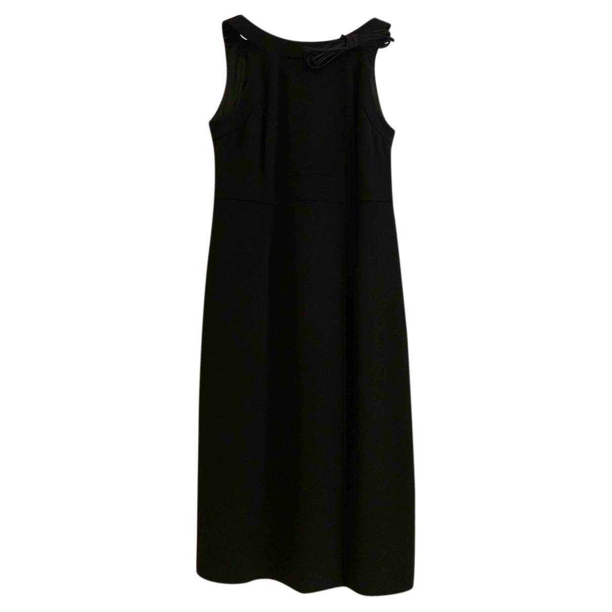Max Mara N Black dress for Women 8 UK