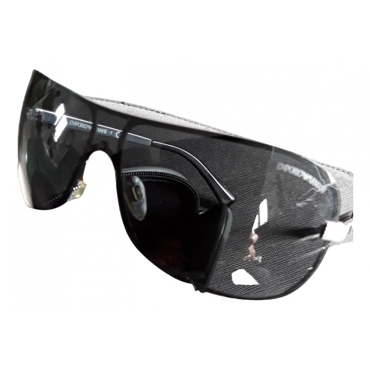 Gafas de aviador Emporio Armani