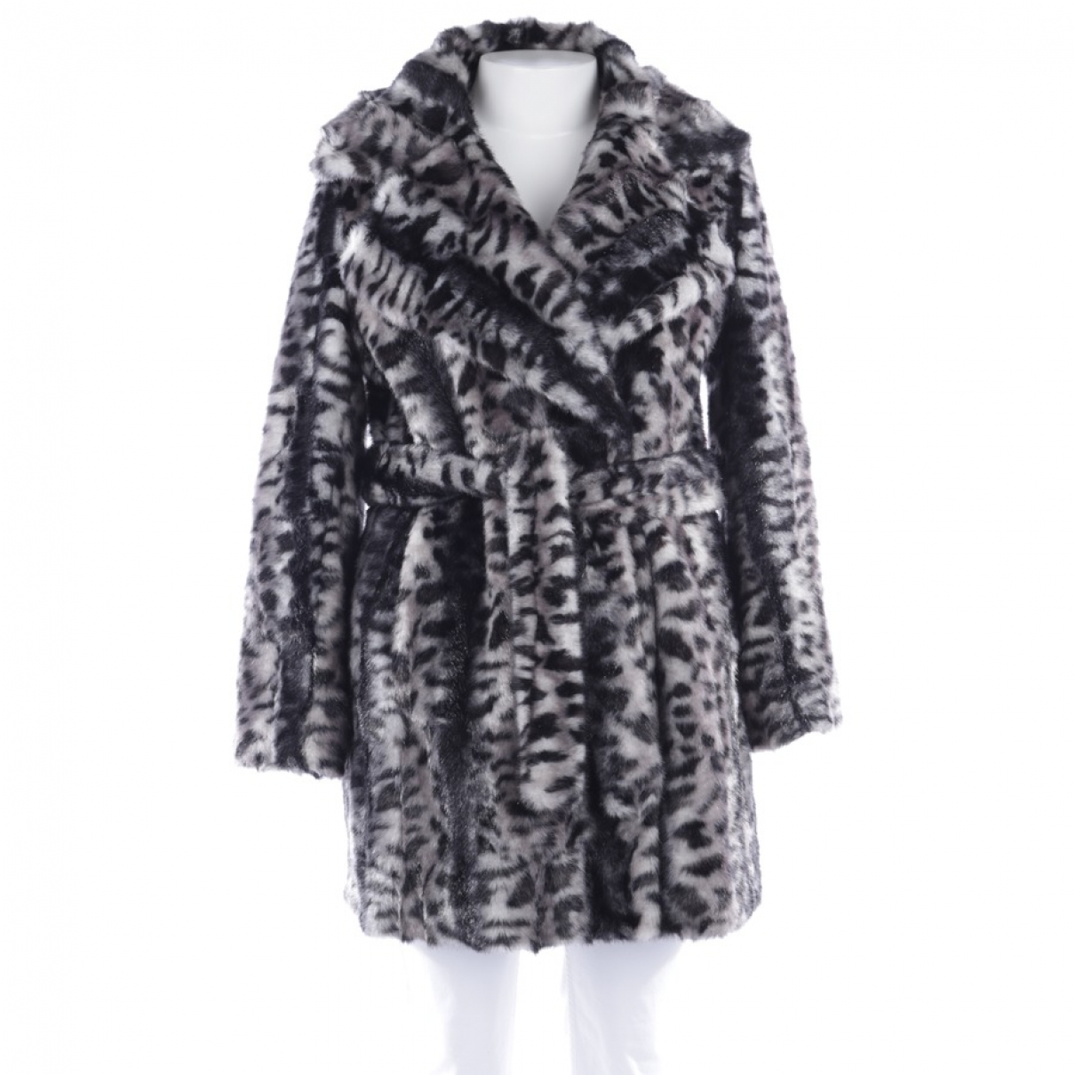 Calvin Klein \N Multicolour Faux fur jacket for Women L International