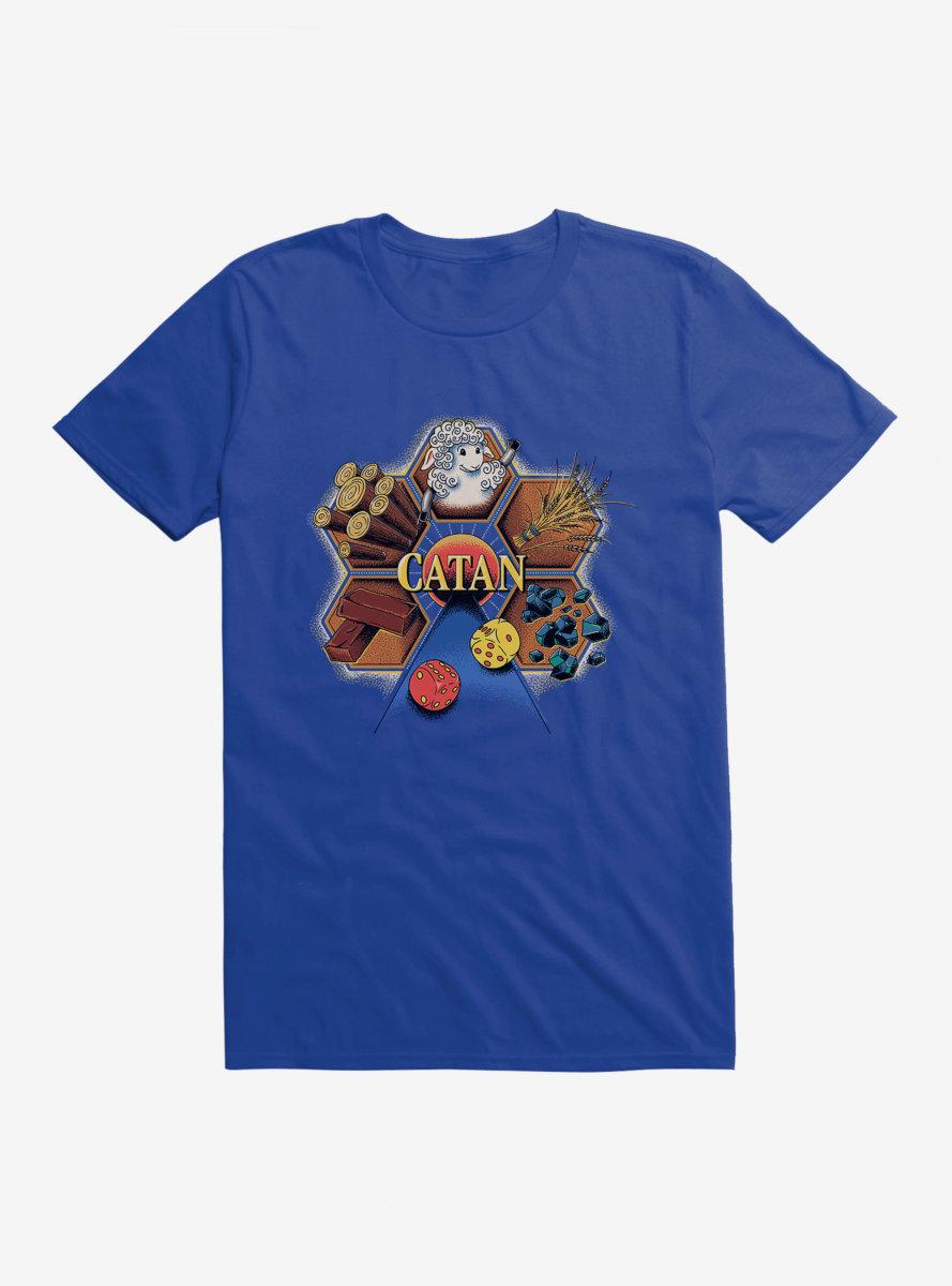 Catan Resources T-Shirt