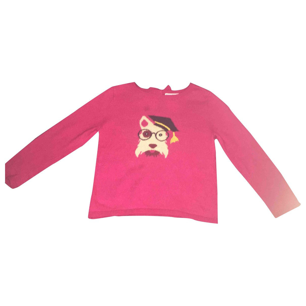 Jacadi \N Pink Wool Knitwear for Kids 4 years - up to 102cm FR